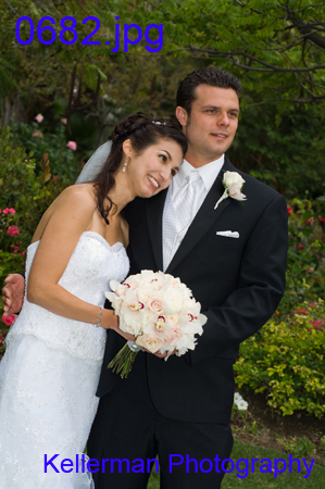 Mr. & Mrs. McCurdy, May 30, 2009, Cottonwood Golf Club, El Cajon, San Diego
